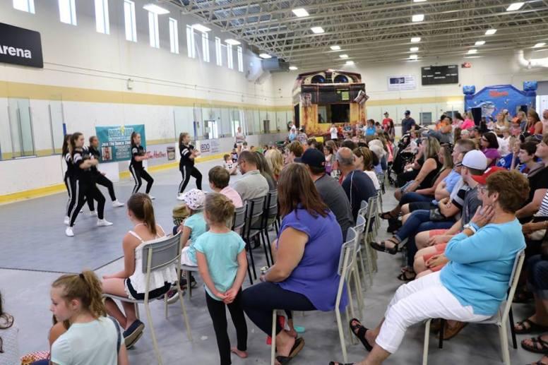 Dance Zone Canada 150